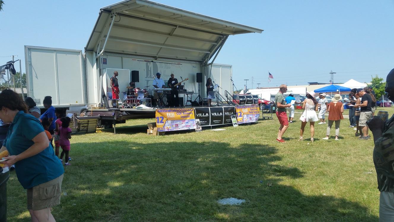 Oak Park MI Community Event