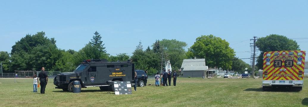 Crime Stoppers Event Oak Park MI