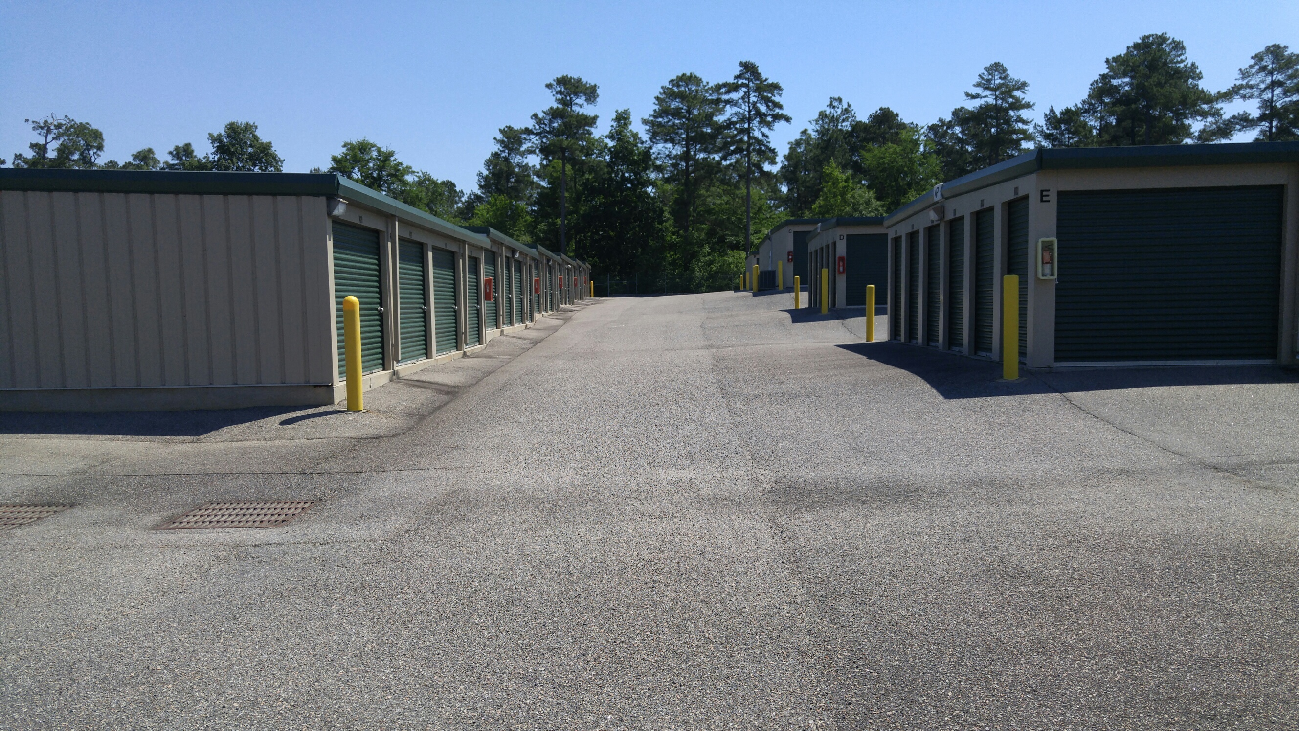 Storage in North Augusta SC