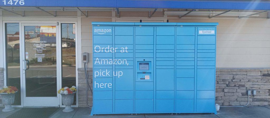 Amazon Locker in Madison TN