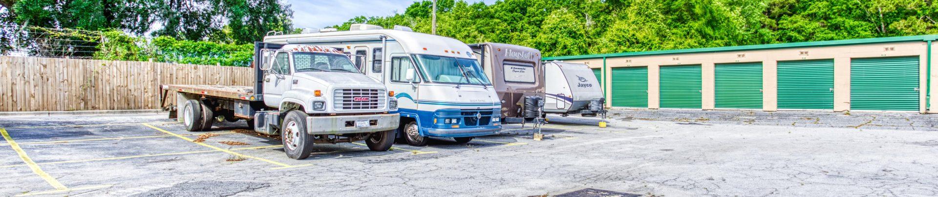 Outdoor Parking in in Savannah GA