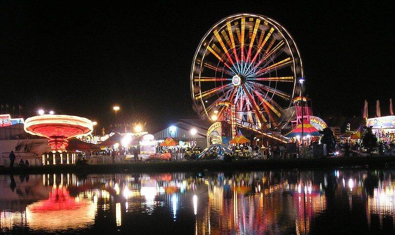 Georgia National Fair in Perry GA