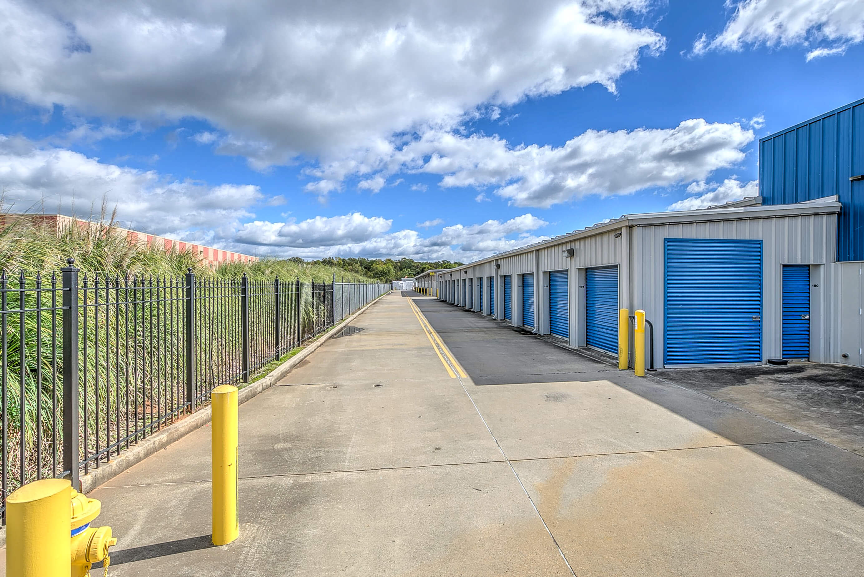 Drive Up Storage Units Bossier City LA