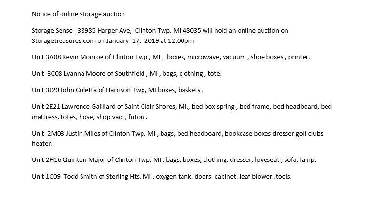 Auction-1-17-2019