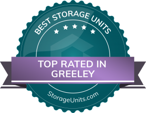 best self storage units Greeley CO
