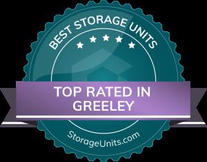 best self storage units Greeley CO