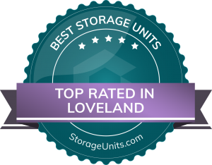 best storage units Loveland CO