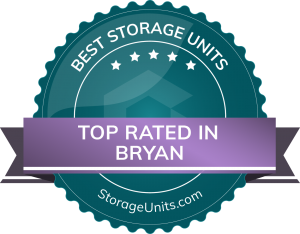 The Best Self Storage Units in Bryan TX