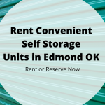 Self Storage Units in Edmond OK