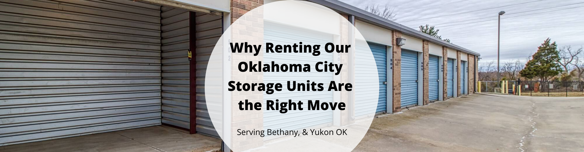 Oklahoma City Storage Units