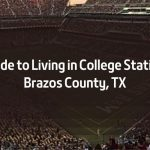 Living in College Station TX