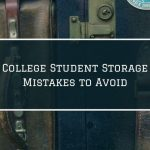 College Storage Mistakes