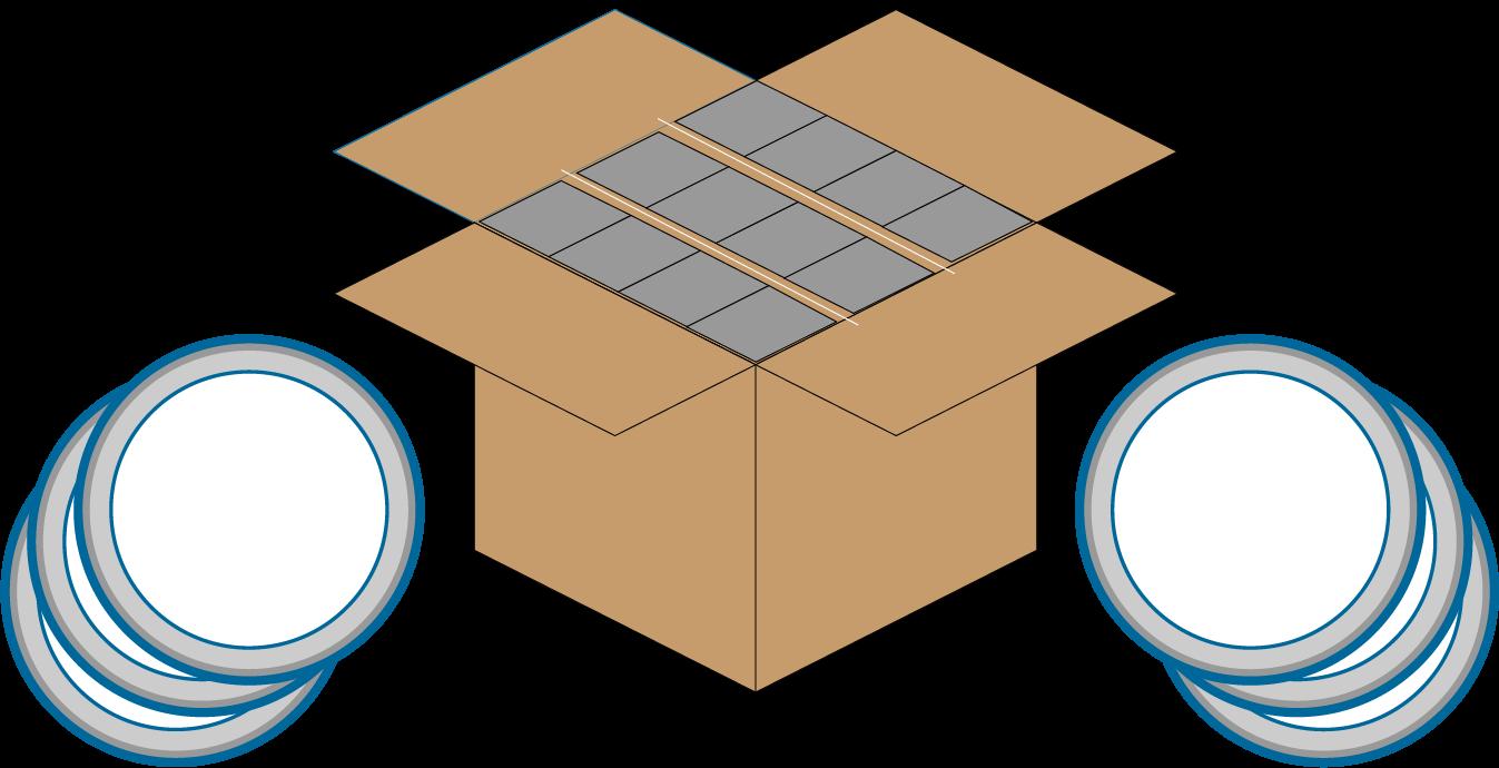 Kit - Dish Barrel