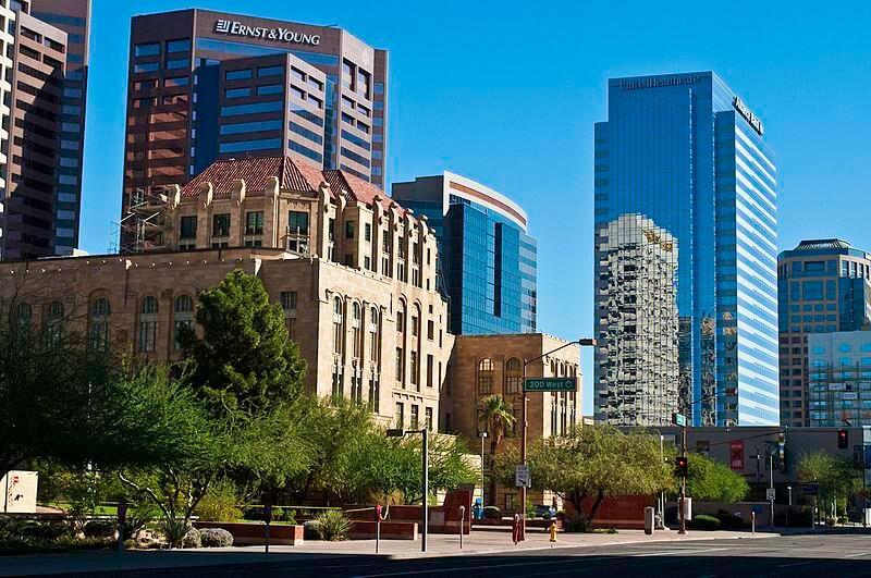 Downtown Phoenix AZ