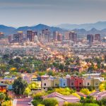 Neighborhood in Phoenix AZ