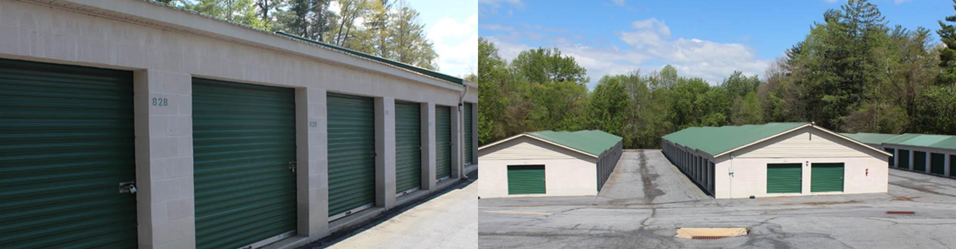 Hendersonville NC Storage
