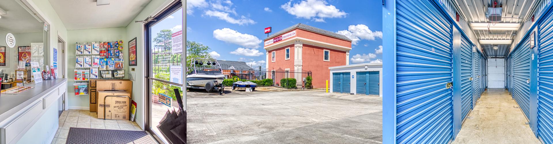 storage units Augusta GA