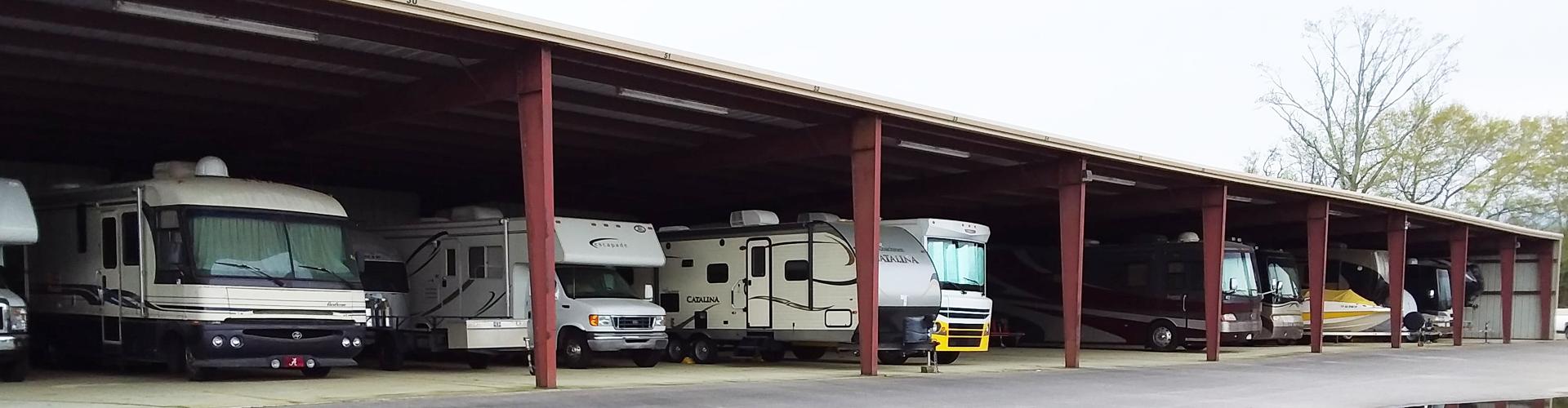 RV Storage Owens Cross Roads AL