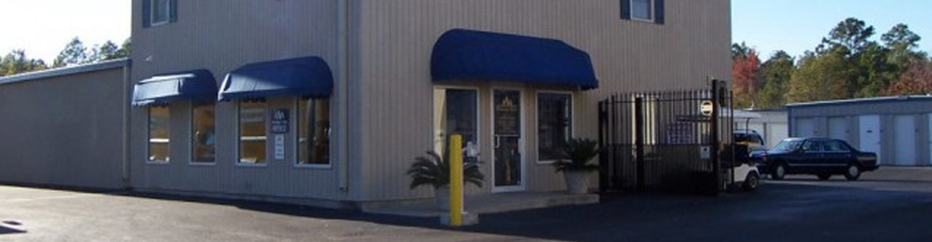 Ridgeland SC Storage location