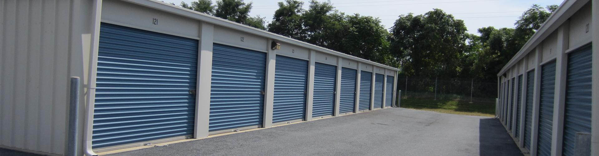 Hershey PA storage location
