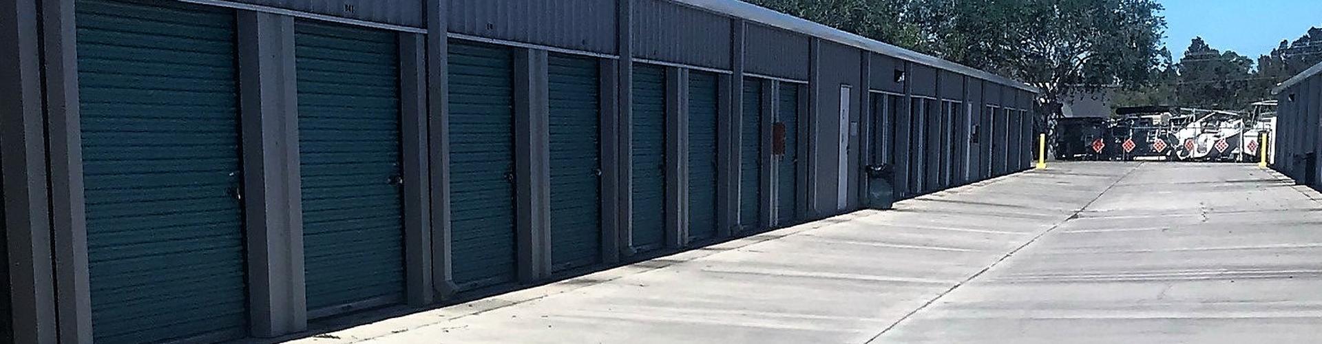 Vero Beach FL Storage Units
