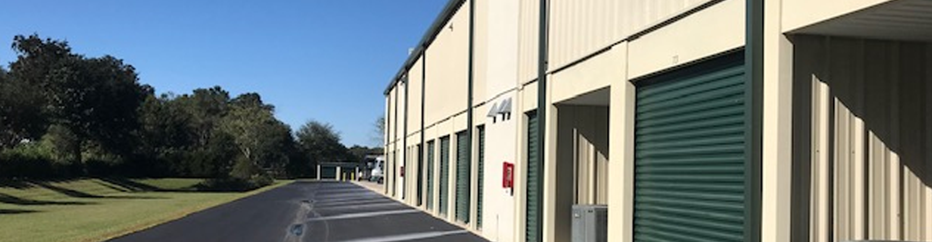 Ocala FL Storage Facility