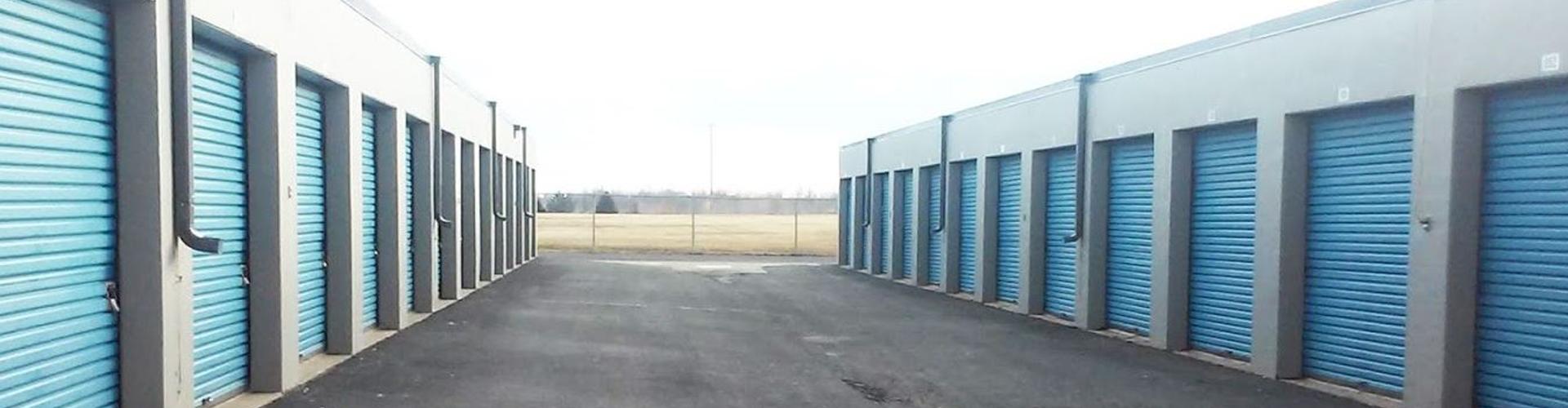 Lansing MI Storage Units