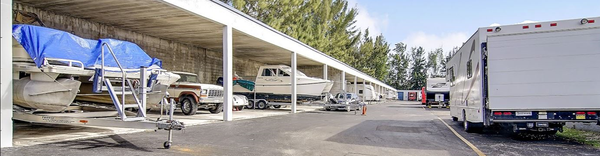 Hallandale Beach FL Storage