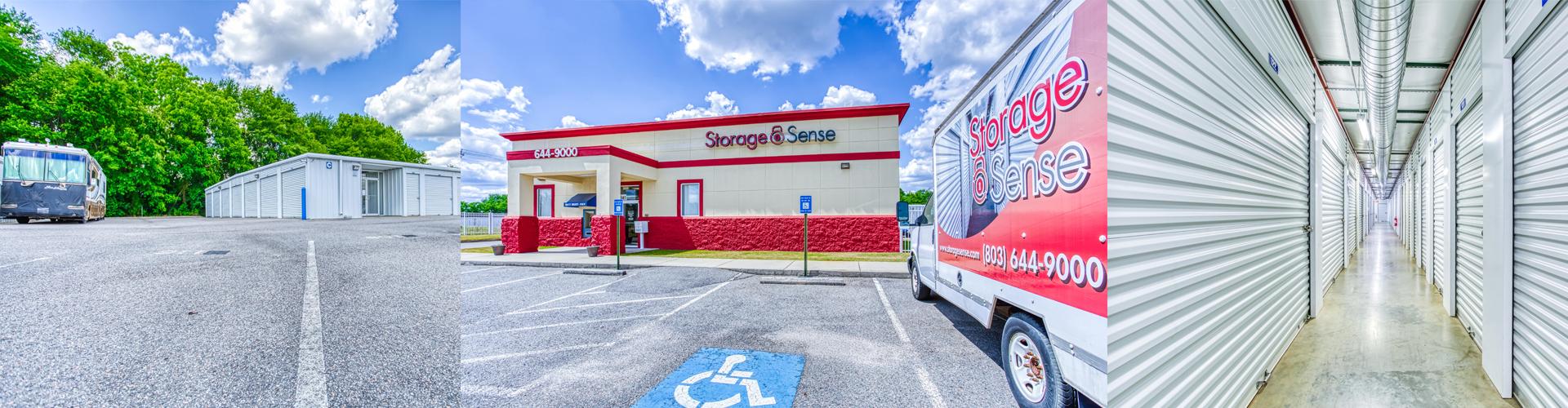 storage units Aiken SC