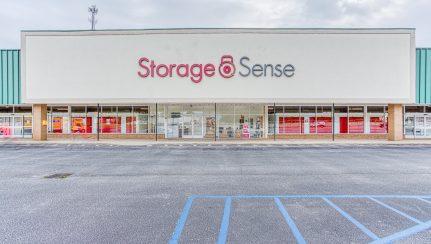 Storage Sense Greenville SC