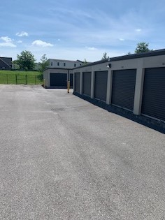 Exterior Storage Units Glasgow KY