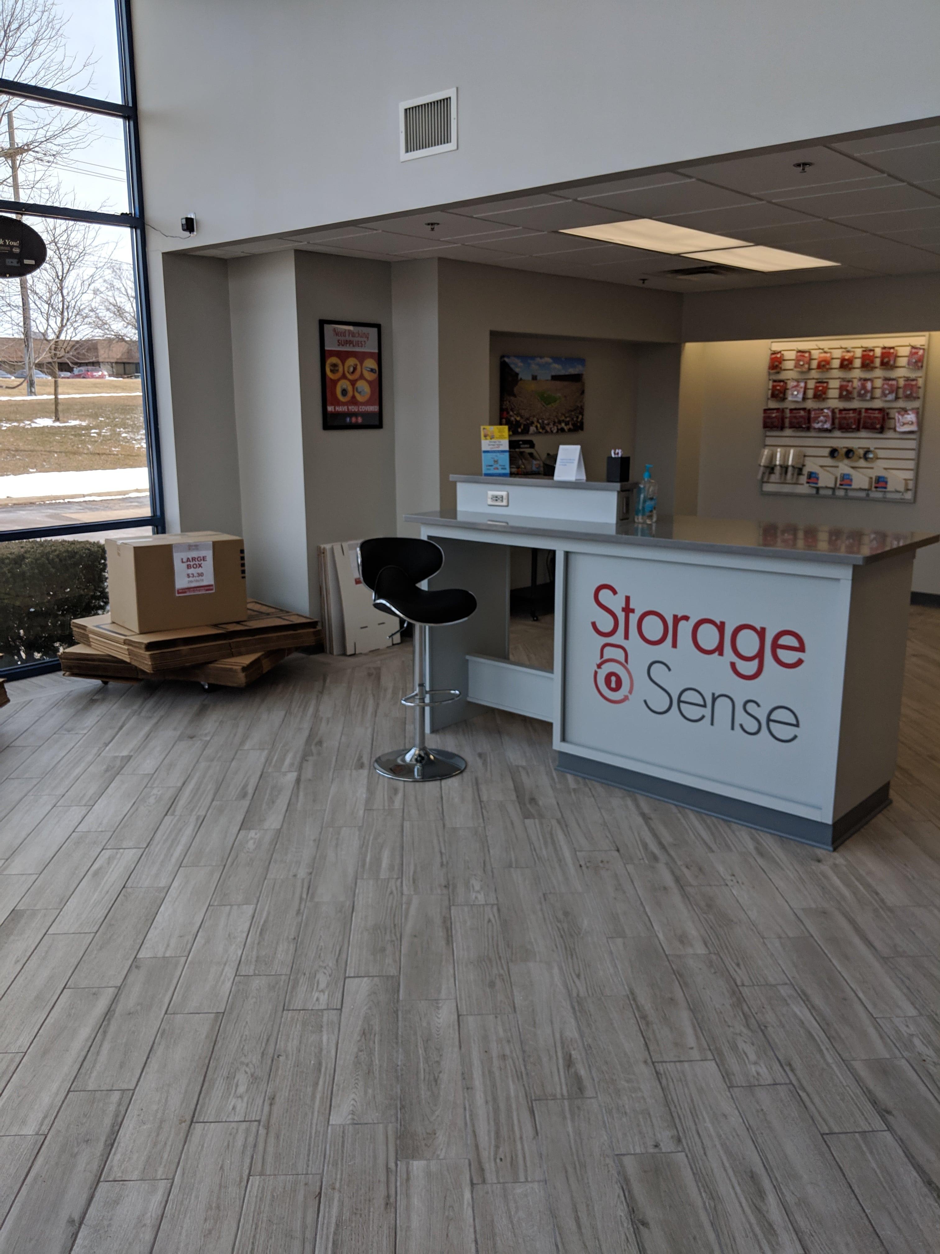 Devon Self Storage Ann Arbor Michigan Dandk Organizer
