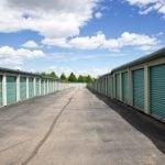 Storage Sense Loveland Exterior Units