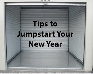 Storage Organization Tips