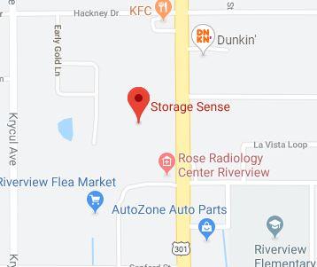 Riverview FL Self Storage Office