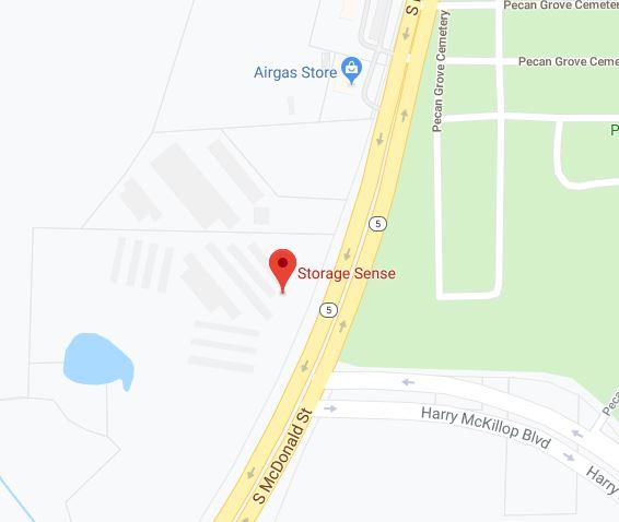 McKinney TX McDonald Location