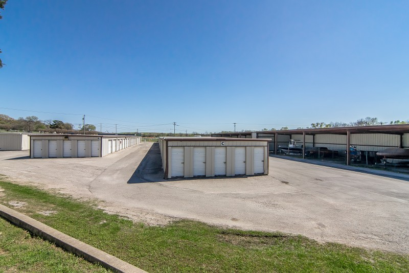 McKinney TX Storage