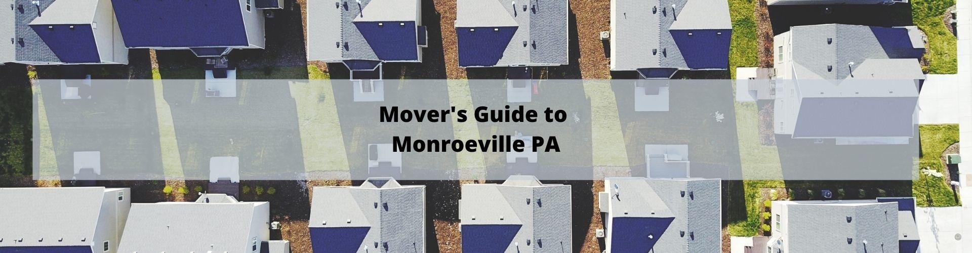 move Monroeville PA