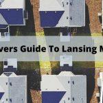 Aerial Neighborhood - Movers Guide to Lansing MI