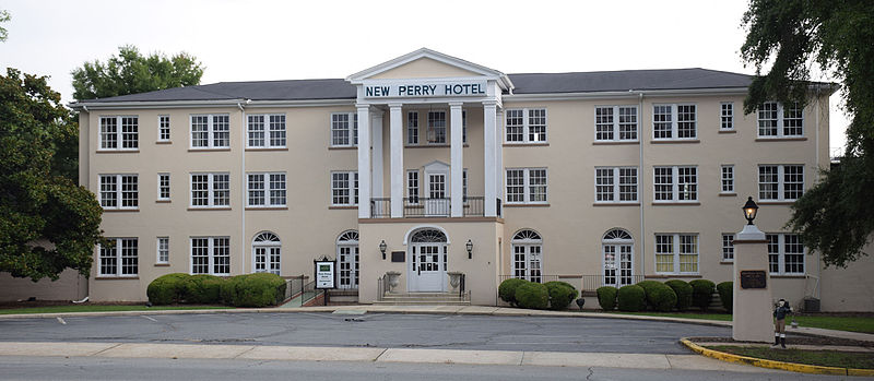 New Perry Hotel in Perry GA - Storage Sense