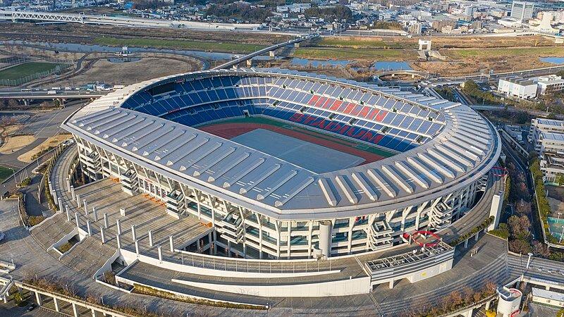 Nissan Stadium in Nashville TN