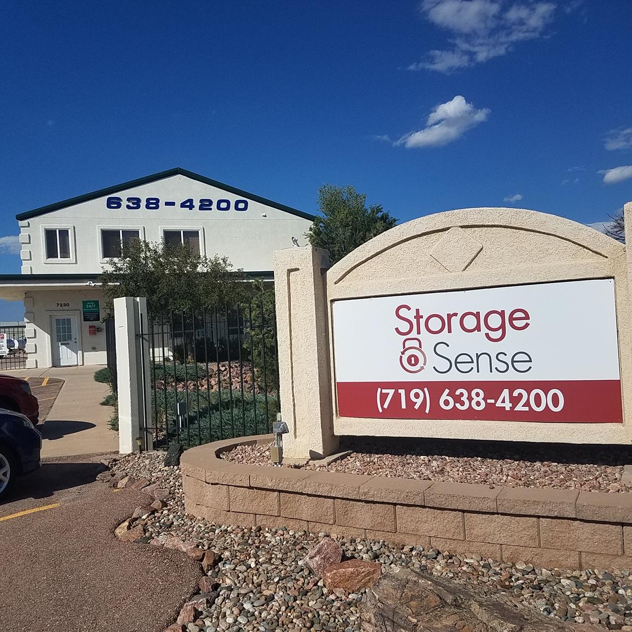 Colorado Springs CO Storage