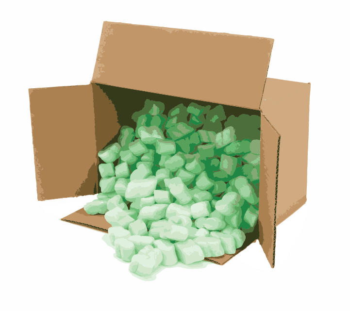 Packing Peanuts - Large