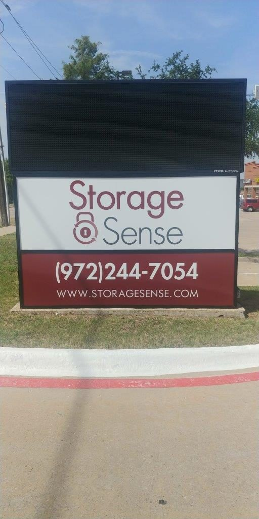 Storage Plano Tx Storage Sense 75024 Self Storage