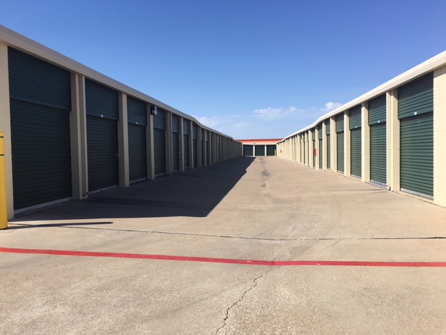 Drive Up Storage Plano TX