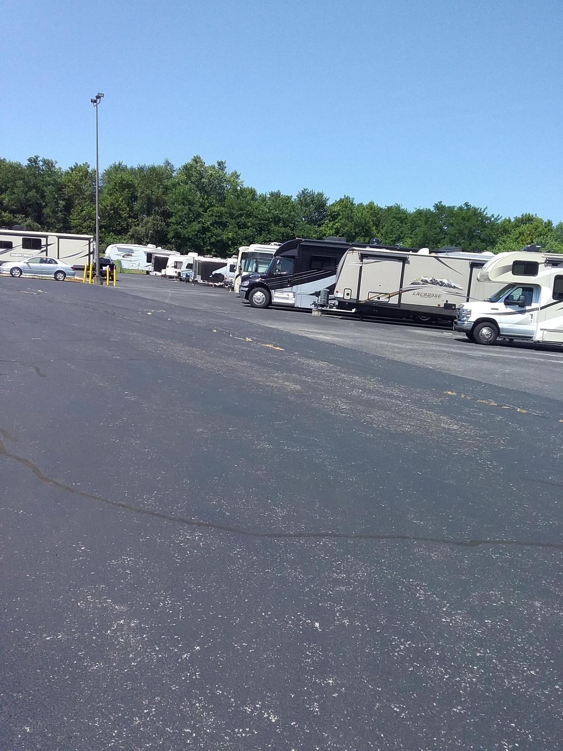Outdoor RV Storage Georgetown KY