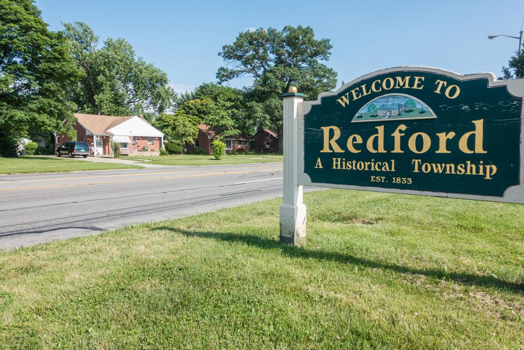 Redford MI Township