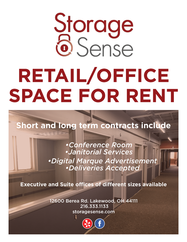 Office Space for Rent Lakewood OH