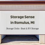 storage units Romulus MI
