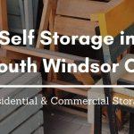 Self Storage South Windsor CT